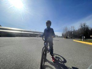 bike rider_covid