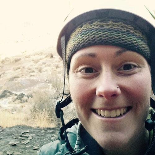 Sarah Ullmer - YETI Guide